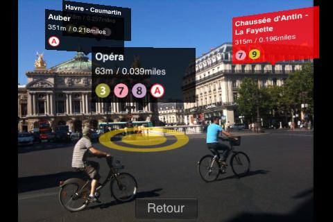 App Metroparis